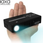 AAXA P4 Pico Projector The World's Brightest Battery Powered Projector
