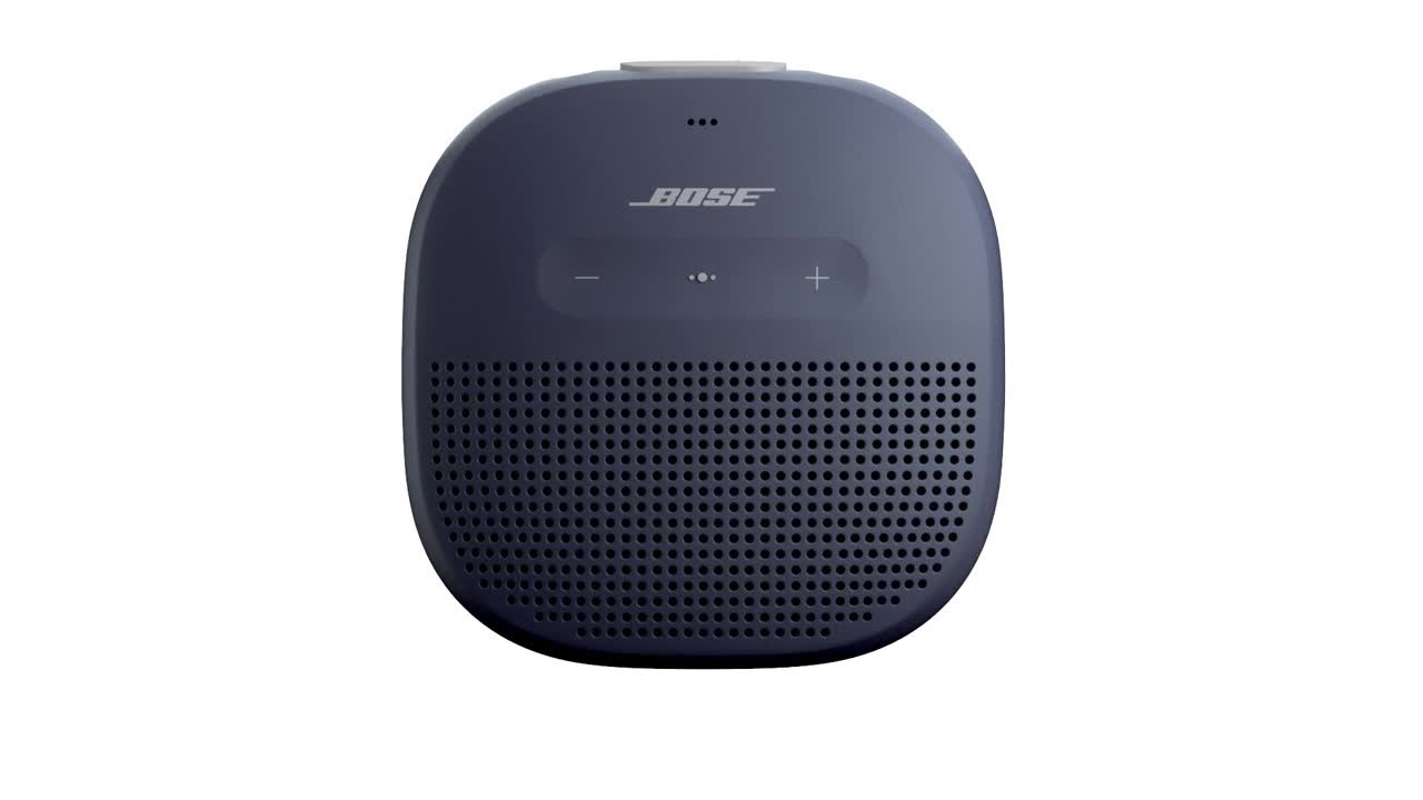 bose micro soundlink. any bose-speaker enthusiast can vouch for the sound quality you will obtain from a bose speaker, and soundlink micro, although quite small, micro soundlink
